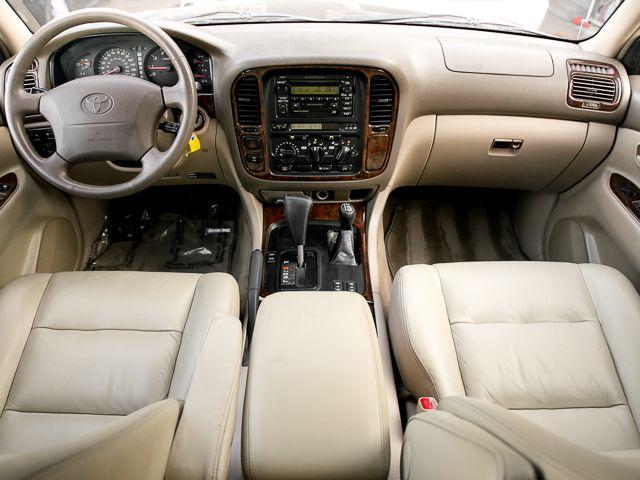2000 Toyota Land Cruiser Burbank, CA 8
