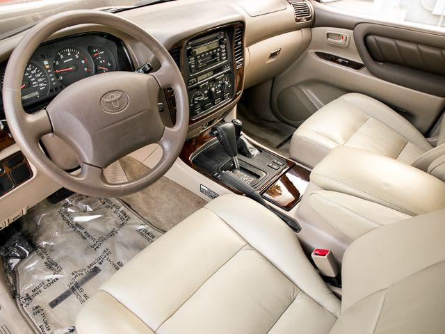 2000 Toyota Land Cruiser Burbank, CA 9