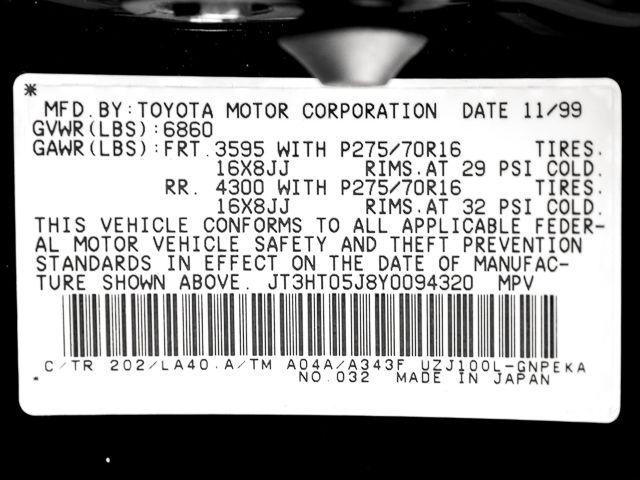 2000 Toyota Land Cruiser Burbank, CA 25