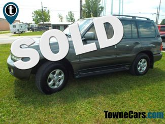 2000 Toyota Land Cruiser  | Medina, OH | Towne Auto Sales in ohio OH