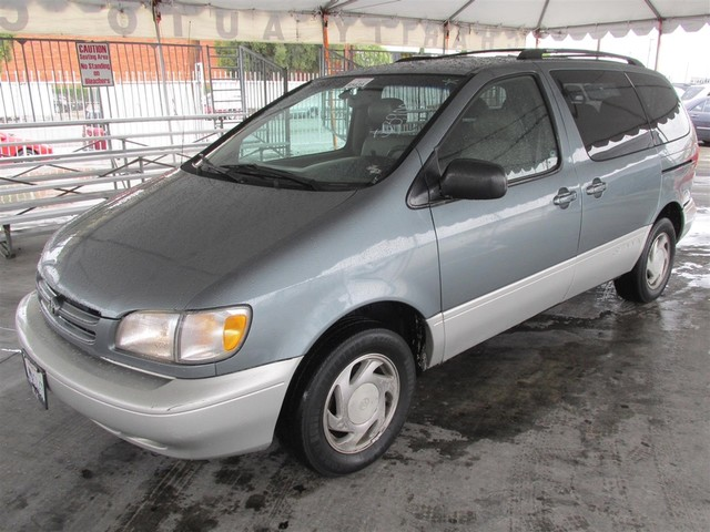 2000 Toyota Sienna XLE This particular Vehicle comes with 3rd Row Seat Please call or e-mail to c