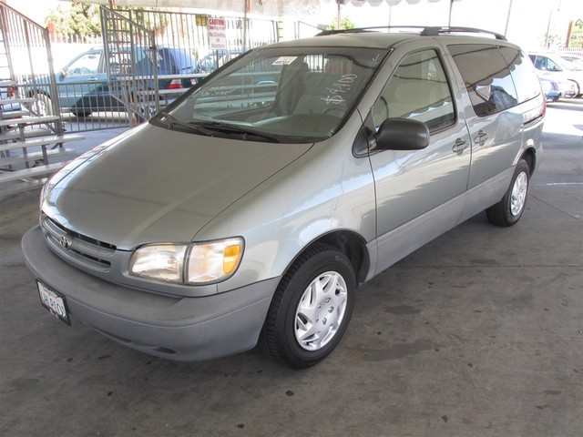 2000 Toyota Sienna CE This particular Vehicle comes with 3rd Row Seat Please call or e-mail to ch