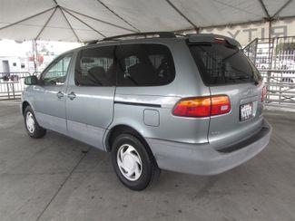 2000 Toyota Sienna LE Gardena, California 1