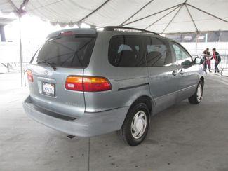 2000 Toyota Sienna LE Gardena, California 2