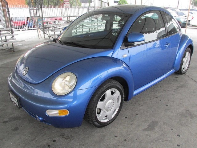 2000 Volkswagen New Beetle GLS Please call or e-mail to check availability All of our vehicles