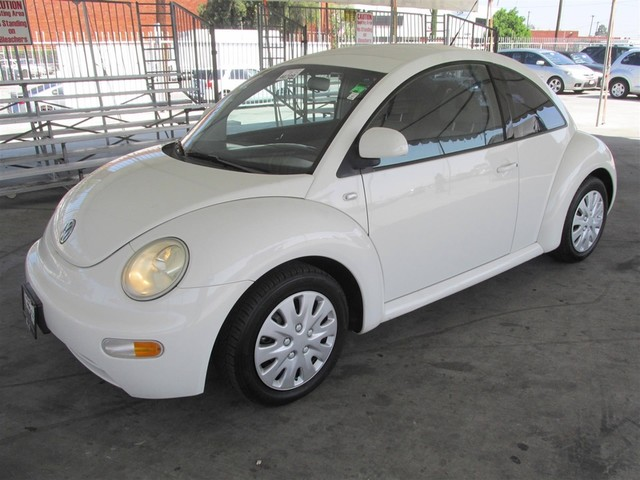 2000 Volkswagen New Beetle GL Please call or e-mail to check availability All of our vehicles a