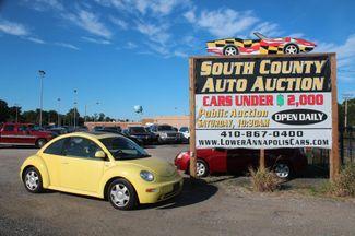 2000 Volkswagen New Beetle in Harwood, MD