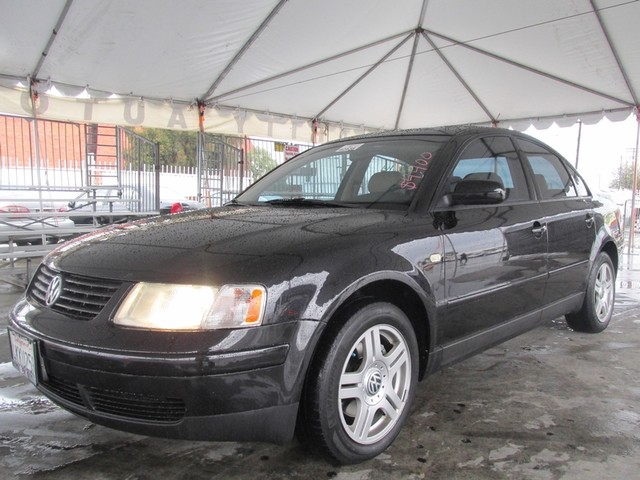 2000 Volkswagen Passat GLX Please call or e-mail to check availability All of our vehicles are a