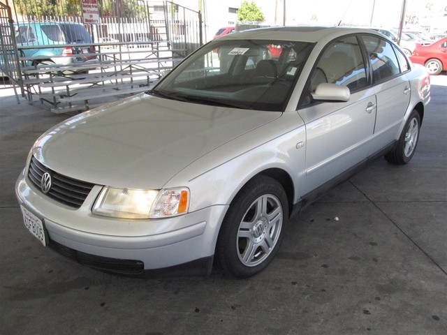 2000 Volkswagen Passat GLX Please call or e-mail to check availability All of our vehicles are