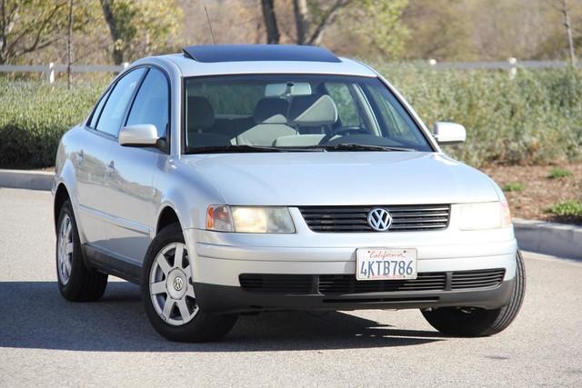 2000 Volkswagen Passat GLS Santa Clarita, CA 3