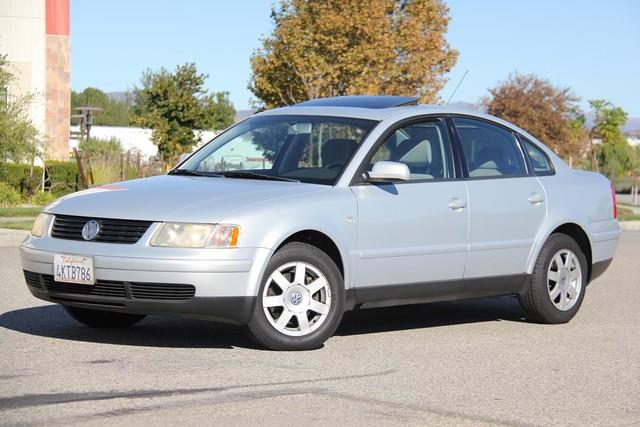 2000 Volkswagen Passat GLS Santa Clarita, CA 1