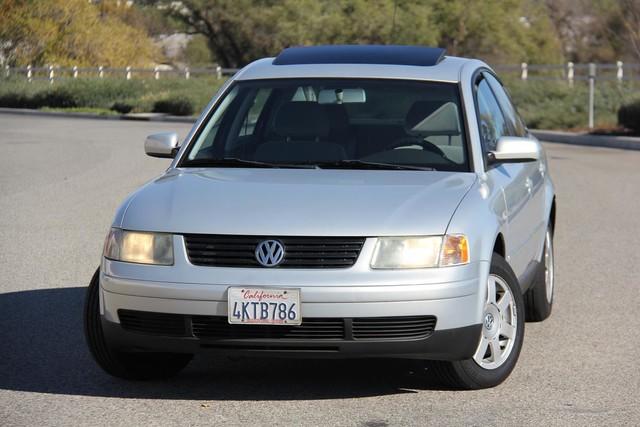 2000 Volkswagen Passat GLS Santa Clarita, CA 4