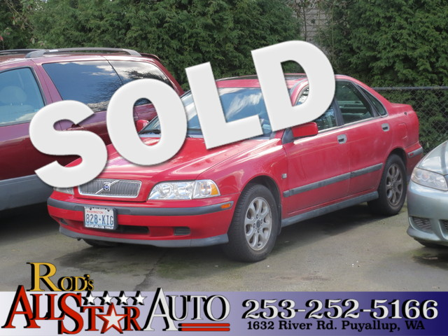 2000 Volvo S40 Some cars are just plain reliable This is one of them If you are looking for a ve