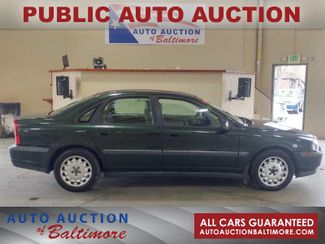 2000 Volvo S80  | JOPPA, MD | Auto Auction of Baltimore  in Joppa MD