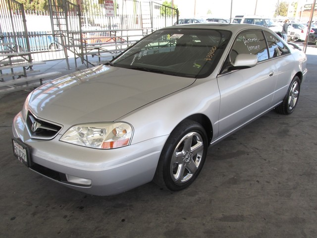 2001 Acura CL Type S This particular Vehicles true mileage is unknown TMU Please call or e-mai