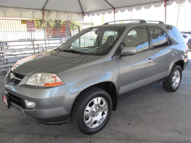 2001 Acura MDX Please call or e-mail to check availability All of our vehicles are available for