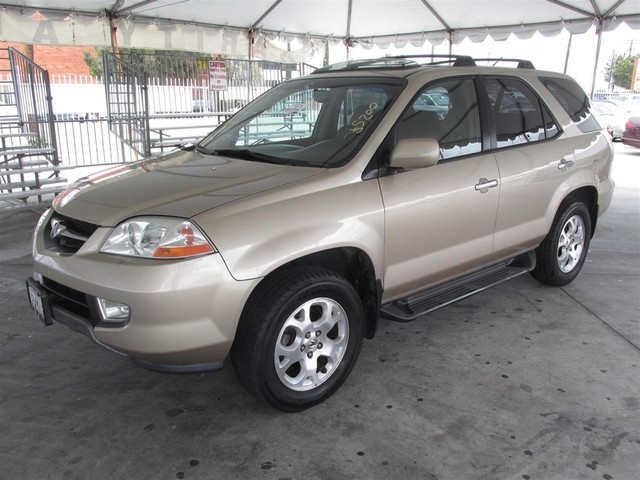 2001 Acura MDX Touring Pkg This particular Vehicle comes with 3rd Row Seat Please call or e-mail