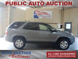 2001 Acura MDX  | JOPPA, MD | Auto Auction of Baltimore  in Joppa MD