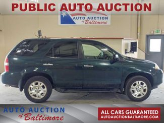 2001 Acura MDX  | JOPPA, MD | Auto Auction of Baltimore  in Joppa MD