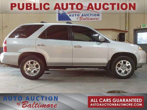 2001 Acura MDX Touring Pkg | JOPPA, MD | Auto Auction of Baltimore  in JOPPA, MD