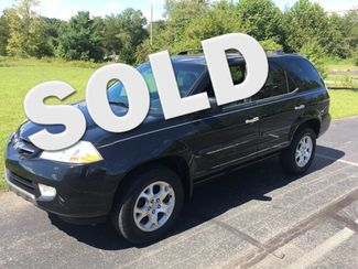 2001 Acura MDX Touring Knoxville, Tennessee