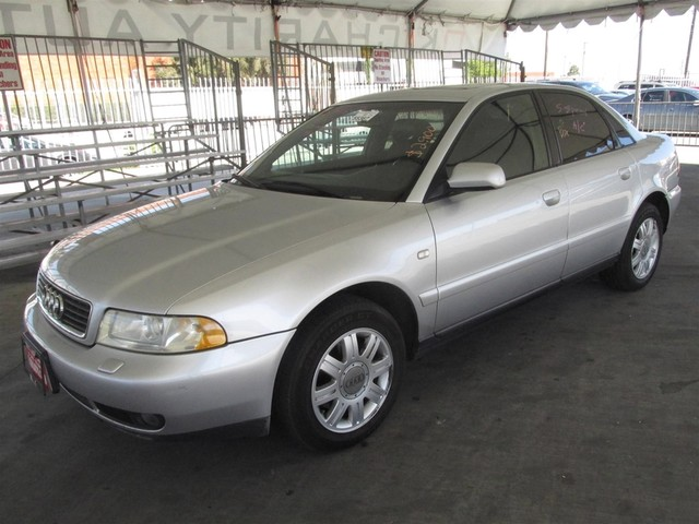 2001 Audi A4 Please call or e-mail to check availability All of our vehicles are available for