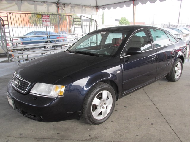 2001 Audi A6 Please call or e-mail to check availability All of our vehicles are available for p