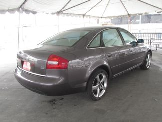 2001 Audi A6 Gardena, California 2