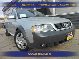 2001 Audi Allroad Quattro 2.7 Turbo | Denver, CO | AA Automotive of Denver in Denver, Littleton, Englewood, Aurora, Lakewood, Morrison, Brighton, Fort Lupton, Longmont, Montbello, Commerece City CO