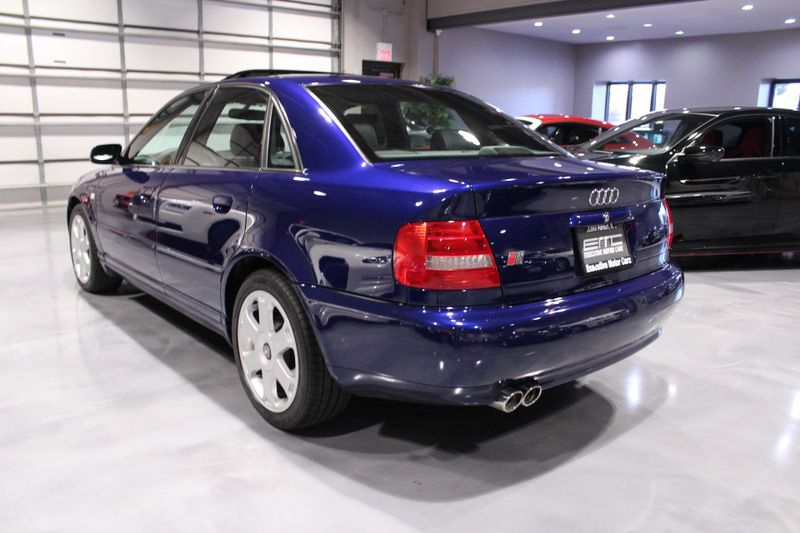 2001 Audi S4 27 QUATTRO  Lake Forest IL  Executive Motor Carz  in Lake Forest, IL