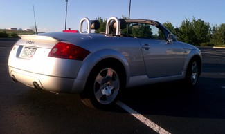 2001 Audi TT 225 HP Quattro 6-Spd w/ESP Erie, Colorado 4