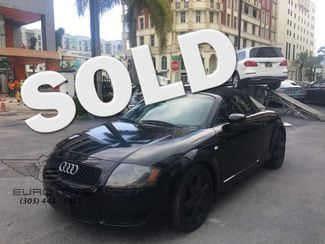 2001 Audi TT in Miami FL