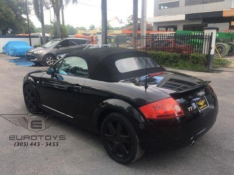 2001 Audi TT     Miami, FL   Eurotoys in Miami, FL