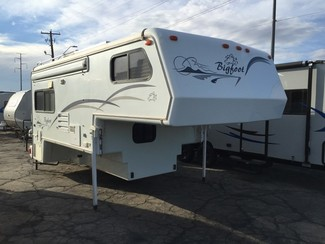2001 Bigfoot 3000 Series 10.11SL   in Surprise-Mesa-Phoenix AZ