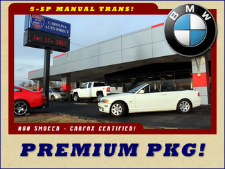 2001 BMW 325Ci RWD - PREMIUM PKG! - 5SP MANUAL! Mooresville , NC