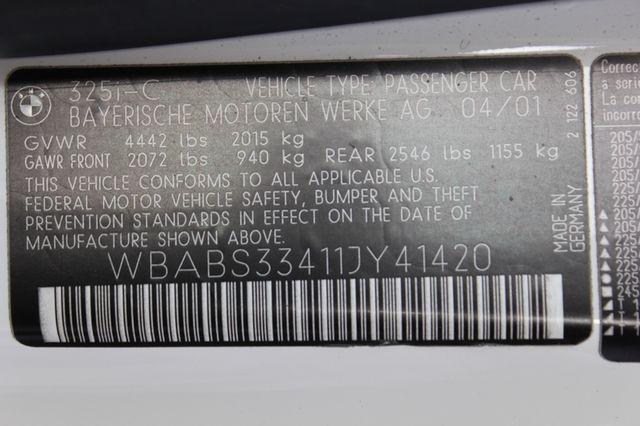 2001 BMW 325Ci RWD - PREMIUM PKG! - 5SP MANUAL! Mooresville , NC 64