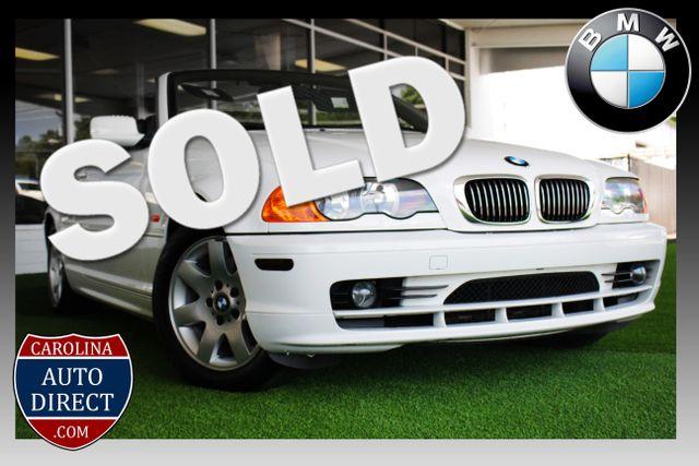 2001 BMW 325Ci RWD - PREMIUM PKG! - 5SP MANUAL! Mooresville , NC 0