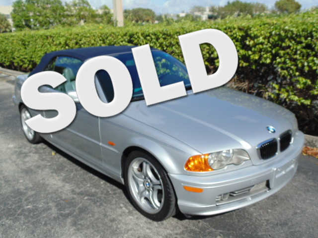 2001 BMW 330Ci This 2001 BMW 3 Series 2dr 330Ci Convertible features a 30L L6 FI DOHC 24V 6cyl G