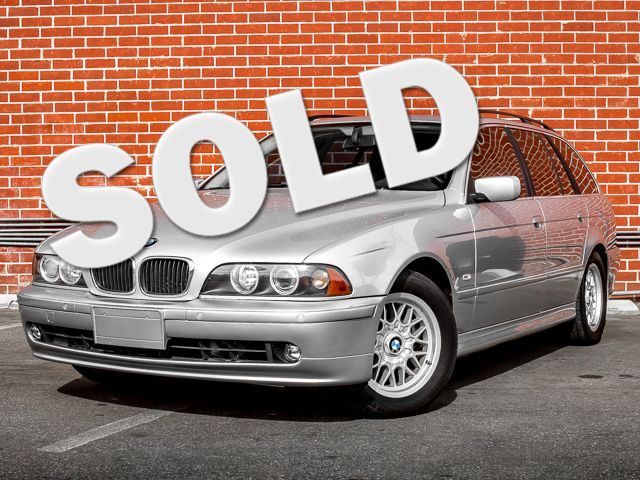 2001 BMW 525i 525iAT Burbank, CA 0