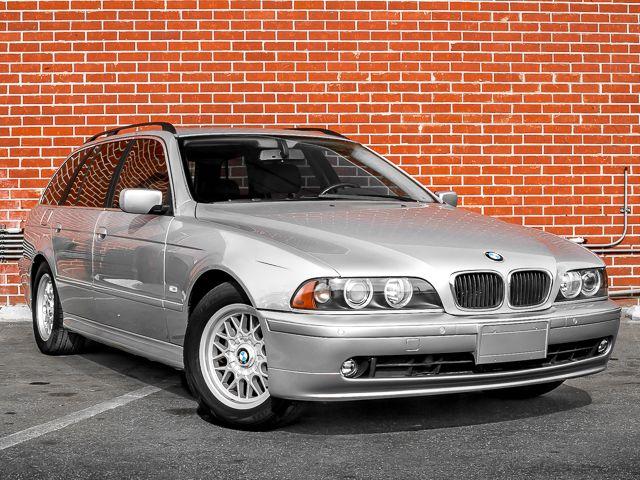 2001 BMW 525i 525iAT Burbank, CA 1