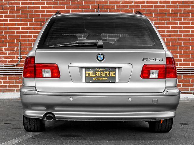 2001 BMW 525i 525iAT Burbank, CA 3