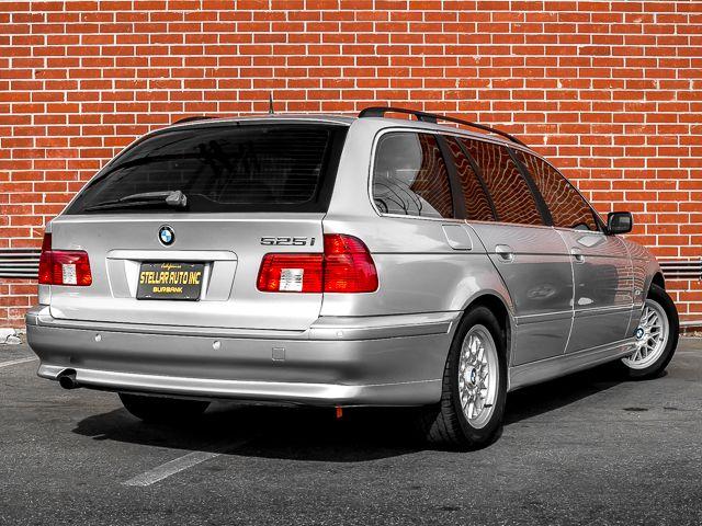 2001 BMW 525i 525iAT Burbank, CA 4
