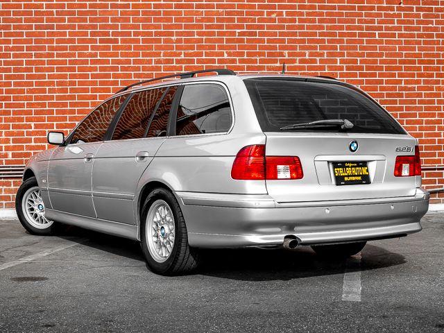 2001 BMW 525i 525iAT Burbank, CA 5