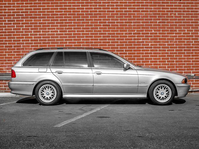2001 BMW 525i 525iAT Burbank, CA 6