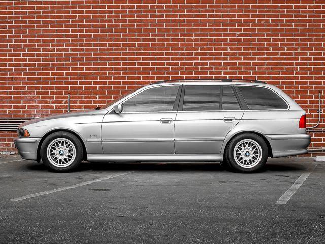 2001 BMW 525i 525iAT Burbank, CA 7