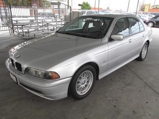 2001 BMW 525i 525iA Gardena, California