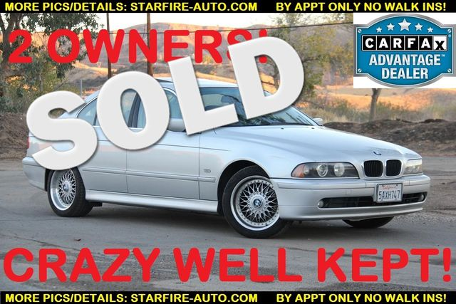 2001 BMW 525i Sport Santa Clarita, CA 0