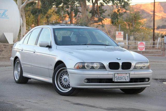 2001 BMW 525i Sport Santa Clarita, CA 3