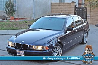 2001 BMW 530i SPORTS PKG AUTOMATIC XENON ALLOY WHLS 1-OWNER NEW TIRES SERVICE RECORDS! Woodland Hills, CA
