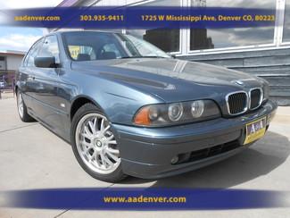 2001 BMW 540i 540iA | Denver, CO | A&A Automotive of Denver in Denver, Littleton, Englewood, Aurora, Lakewood, Morrison, Brighton, Fort Lupton, Longmont, Montbello, Commerece City CO